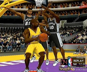NBA Courtside 2002 Files