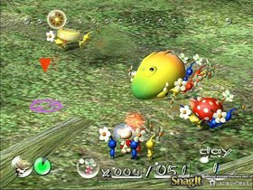 Pikmin Screenshot from Shacknews