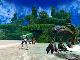 Phantasy Star Online Screenshot from Shacknews