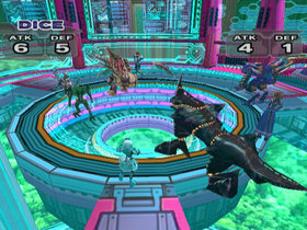Phantasy Star Online Episode III: CARD Revolution Screenshot from Shacknews