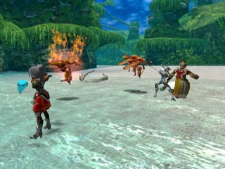 Phantasy Star Online Episode I & II Screenshots