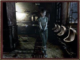 Resident Evil 0 Chat