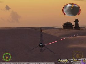 Star Wars Rogue Squadron II: Rogue Leader Screenshot from Shacknews