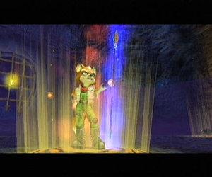 Star Fox Adventures: Dinosaur Planet Screenshots