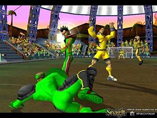 Sega Soccer Slam Files