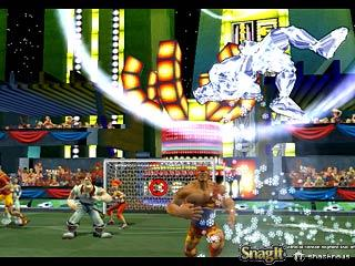 Sega Soccer Slam Screenshots