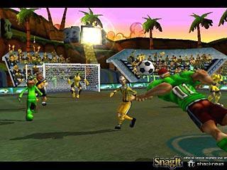 Sega Soccer Slam Videos