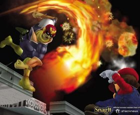 Super Smash Bros. Melee Screenshot from Shacknews
