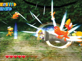 Wario World Screenshot from Shacknews