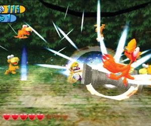 Wario World Screenshots