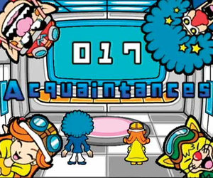 WarioWare Inc.: Mega Party Game$ Chat