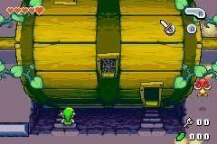 The Legend of Zelda: The Minish Cap Chat