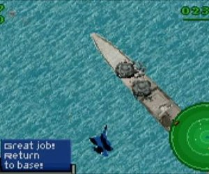 Ace Combat Advance Chat