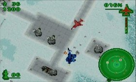 Ace Combat Advance Screenshot from Shacknews