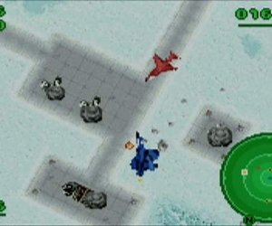 Ace Combat Advance Screenshots