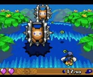 Klonoa 2: Dream Champ Tournament Chat