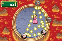 Mario Party Advance Screenshots