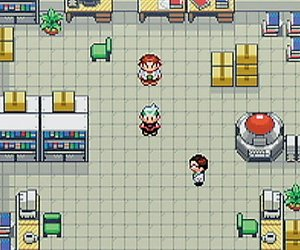 Pokemon Emerald Files