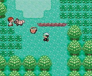 Pokemon Emerald Chat