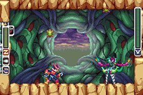 Mega Man Zero 4 Screenshot from Shacknews