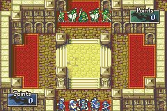 Fire Emblem: The Sacred Stones Screenshots