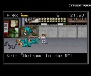River City Ransom EX Files