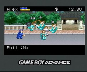 River City Ransom EX Chat