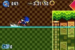 Sonic Advance 3 Screenshots