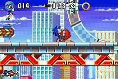 Sonic Advance 3 Screenshots