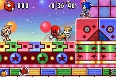 Sonic Advance 3 Files