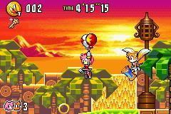 Sonic Advance 3 Chat