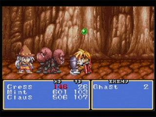 Tales of Phantasia Screenshots