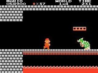 Classic NES: Super Mario Bros. Screenshots