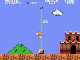 Classic NES Series: Super Mario Bros. Screenshot from Shacknews