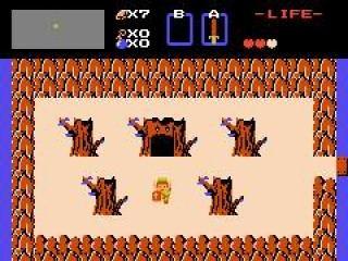 Classic NES: The Legend of Zelda Files