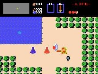 Classic NES: The Legend of Zelda Screenshots