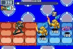 Mega Man Battle Network 6: Cybeast Falzar Chat