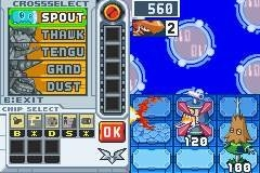 Mega Man Battle Network 6: Cybeast Falzar Videos