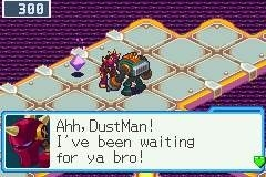 Mega Man Battle Network 6: Cybeast Falzar Screenshots