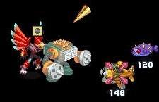 Mega Man Battle Network 6: Cybeast Falzar Files