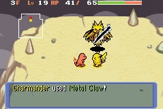 Pokemon Mystery Dungeon: Red Rescue Team Chat