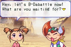 Battle B-Daman Chat