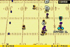 Backyard Football 2007 Chat