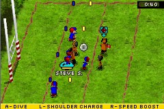Backyard Football 2007 Screenshots