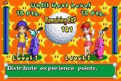 Mario Golf: Advance Tour Files