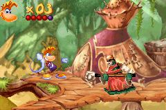 Rayman 3: Hoodlum Havo Chat