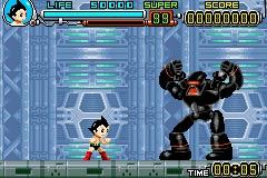 Astro Boy: Omega Factor Chat