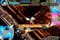 Astro Boy: Omega Factor Screenshots