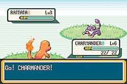 Pokemon FireRed and LeafGreen Screenshots