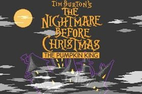 Tim Burton's The Nightmare Before Christmas: The Pumpkin King Screenshot from Shacknews